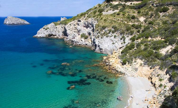 Cala del Gesso ☀️ wunderschöne Bucht! - Cala del Gesso, eine kleine Ecke des Paradieses