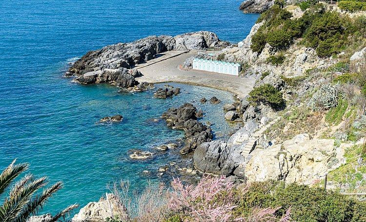 Talamone ☀️ Bagno delle Donne - Schönste Strände in der Toskana