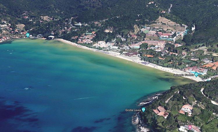 Biodola Strand -