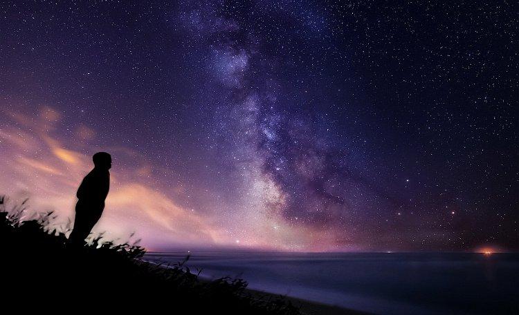 Die toskanische Maremma: einer der schönsten Nachthimmeln in Italien! -