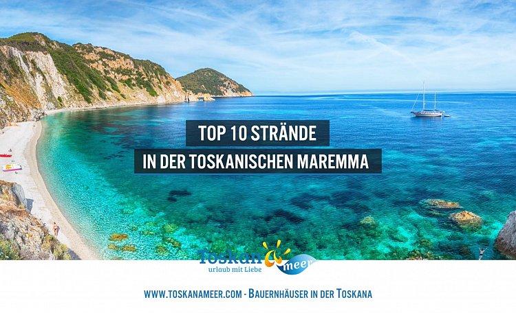 Schöne Strände ☀️ der toskanischen Maremma! - Schöne Strände und Agriturismo in Maremma Toskana!