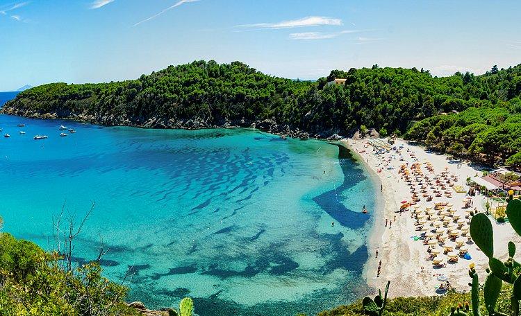 Fetovaia Strand -