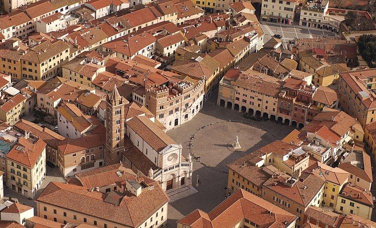 Grosseto, der Hauptort der Maremma -