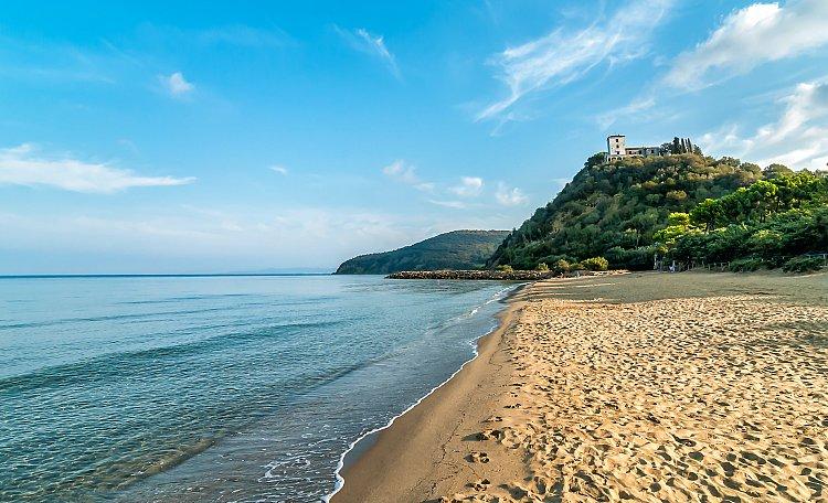 Punta Ala strand ☀️ - Schönste Strände in der Toskana